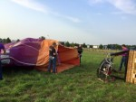 Fabuleuze luchtballonvaart in de regio Deurne op dinsdag 28 augustus 2018