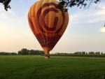 Ongekende ballon vaart in de omgeving van Deurne op dinsdag 28 augustus 2018