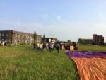 Verrassende ballon vlucht over de regio Gorinchem op dinsdag 28 augustus 2018