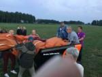 Geweldige ballon vlucht over de regio Gorinchem op dinsdag 28 augustus 2018