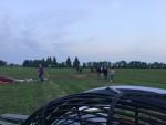 Plezierige ballon vlucht in de regio Gorinchem op dinsdag 28 augustus 2018