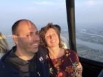 Voortreffelijke ballonvaart regio Gorinchem op dinsdag 28 augustus 2018