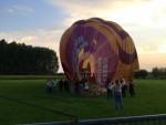 Ongekende heteluchtballonvaart in de omgeving van Veghel op dinsdag 28 augustus 2018