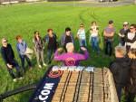Relaxte ballonvlucht omgeving Veghel op dinsdag 28 augustus 2018