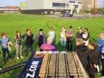 Fenomenale ballonvlucht omgeving Veghel op dinsdag 28 augustus 2018