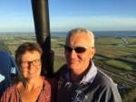 Voortreffelijke luchtballonvaart gestart in Joure dinsdag 31 juli 2018