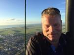 Perfecte luchtballonvaart opgestegen in Joure dinsdag 31 juli 2018