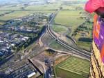 Magische ballon vaart vanaf startveld Joure dinsdag 31 juli 2018