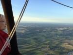 Hoogstaande heteluchtballonvaart over de regio Hoogland dinsdag 31 juli 2018