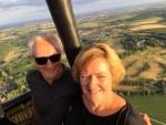 Indrukwekkende ballonvlucht gestart in Maastricht dinsdag 31 juli 2018