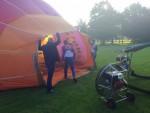 Fabuleuze ballonvaart regio Asten dinsdag 5 juni 2018