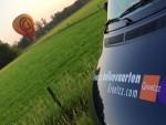 Sublieme ballonvaart in de omgeving Asten dinsdag 5 juni 2018