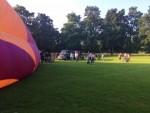 Magische luchtballon vaart in de regio Asten dinsdag 5 juni 2018