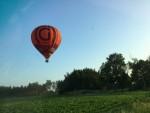 Fenomenale heteluchtballonvaart vanaf startveld Horst dinsdag 5 juni 2018