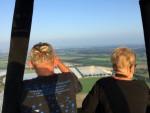 Voortreffelijke ballon vaart in Horst dinsdag 5 juni 2018