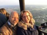 Te gekke ballonvaart in de omgeving van Wijchen op dinsdag 7 mei 2019