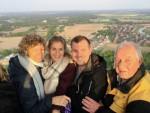 Exceptionele ballonvaart in de omgeving Wijchen op dinsdag 7 mei 2019