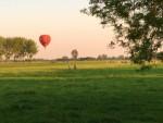 Unieke ballonvlucht in de regio Beesd dinsdag  8 mei 2018