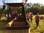 Verbluffende ballonvlucht omgeving Beesd dinsdag  8 mei 2018