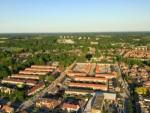 Uitstekende ballonvlucht opgestegen op startlocatie Doetinchem dinsdag 8 mei 2018