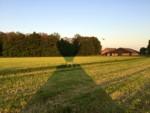 Onovertroffen ballonvlucht over de regio Doetinchem dinsdag 8 mei 2018
