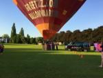 Fantastische heteluchtballonvaart in de omgeving van Doetinchem dinsdag 8 mei 2018
