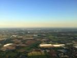 Fascinerende ballonvaart in de omgeving Horst dinsdag  8 mei 2018