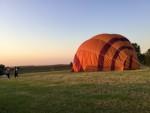 Unieke ballonvaart startlocatie Maastricht dinsdag 8 mei 2018