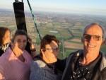 Unieke ballonvaart startlocatie Beesd op donderdag 13 september 2018