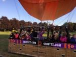Spectaculaire luchtballon vaart in de omgeving Doetinchem op donderdag 13 september 2018