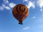 Fascinerende ballon vlucht in Doetinchem op donderdag 13 september 2018