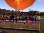 Professionele ballonvaart in de regio Doetinchem op donderdag 13 september 2018