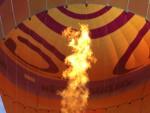 Verbluffende ballonvaart opgestegen op startveld Doetinchem op donderdag 13 september 2018