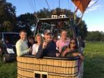 Fascinerende ballon vlucht vanaf startveld Tilburg op donderdag 13 september 2018