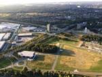 Meesterlijke heteluchtballonvaart in de regio Tilburg op donderdag 13 september 2018