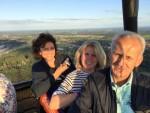 Fantastische luchtballon vaart startlocatie Tilburg op donderdag 13 september 2018