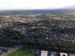 Super ballonvlucht in de buurt van Tilburg op donderdag 13 september 2018