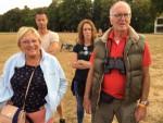 Indrukwekkende ballon vaart opgestegen op startveld Doetinchem donderdag 19 juli 2018