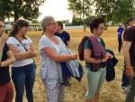 Uitmuntende luchtballon vaart opgestegen in Doetinchem donderdag 19 juli 2018
