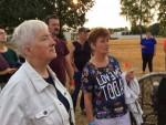 Professionele luchtballon vaart opgestegen op startlocatie Doetinchem donderdag 19 juli 2018