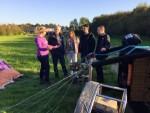 Magnifieke heteluchtballonvaart vanaf opstijglocatie Beesd op donderdag 27 september 2018