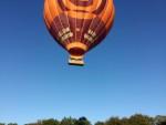 Fascinerende ballonvaart vanaf opstijglocatie Colmschate op donderdag 27 september 2018