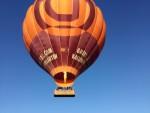 Unieke ballon vaart startlocatie Colmschate op donderdag 27 september 2018