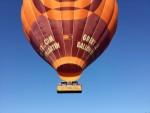 Schitterende ballon vaart in de regio Colmschate op donderdag 27 september 2018