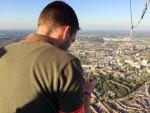 Spectaculaire ballonvlucht vanaf opstijglocatie Tilburg op donderdag 27 september 2018