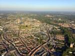 Exceptionele ballonvlucht gestart in Tilburg op donderdag 27 september 2018