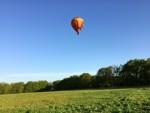 Geweldige ballon vaart in de regio Beesd donderdag 3 mei 2018