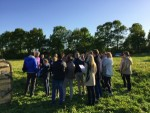Mooie luchtballonvaart omgeving Beesd donderdag  3 mei 2018