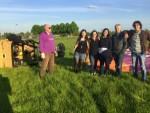 Magnifieke ballonvlucht regio Deurne donderdag 3 mei 2018