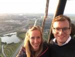 Fabuleuze ballonvaart in de regio 's-hertogenbosch op donderdag 30 augustus 2018